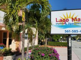 Lago Mar Motel and Apartments, Lake Worth