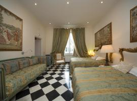 San Giorgio Rooms, Genova