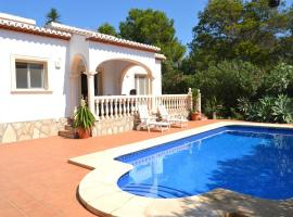 Casa Los Prados, Balcon del Mar