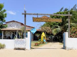 Pousada das Canoas, Acaraú