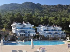 Orka Royal Hills Apartments D-1, Oludeniza