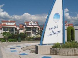 Oasis Villas Gombece, Yaniklar