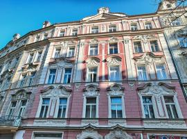 Residence Salvator, Prague