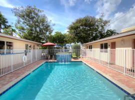 LBS Villa Apartments By The Beach, Fort Lauderdale