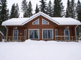 Villa Möhköntakki, Tahkovuori