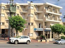 Berger Hotel, Tiberias