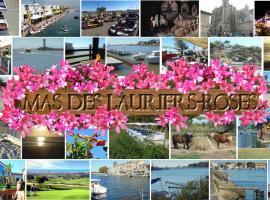 Mas des Lauriers-Roses, Agde