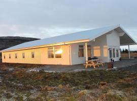Álftröð Guesthouse, Brautarholt