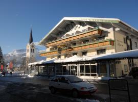 Hotel zur Post, Riezlern