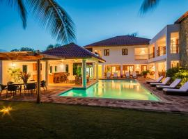 La Barranca Deluxe Villa, La Romana