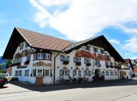 Hotel Weinbauer, Švangau