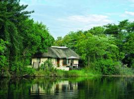 Susuwe Island Lodge, Sikwekwe