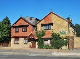 Oakwood Bed and Breakfast Heathrow, Хиллингдон