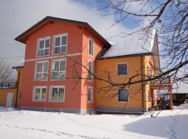 Haus Kröpfl, Vorderberg