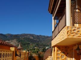 Villa Zoila, Vega de San Mateo