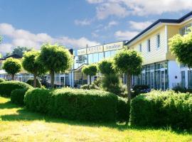 Atrium Hotel Amadeus, Osterfeld