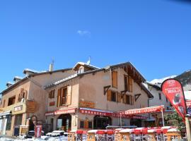 Hôtel Alpis Cottia, Montgenèvre