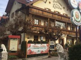 Akzent Hotel Alte Linde Wieling, Feldafing