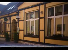 Penzion & Resturant U Zlatého Selátka, Кладно