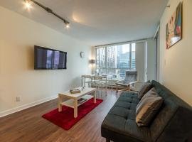 One Bedroom Apartment in Heart of Downtown, Vancouver