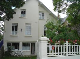 Villa Le Nid, Saint-Jean-le-Thomas