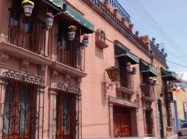 Casa de Huespedes San Andres, Querétaro