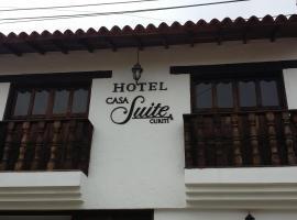 Hotel Casa Suite Curiti, Curití