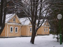 Dom Otdykha Seliger ostrov Gorodomlya, Gorodomlya