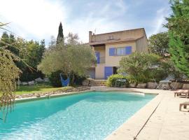 Holiday home Aigues-Vives YA-1285, Mus