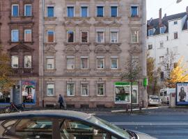 Apartment Ulmenstrasse, Nirnberga