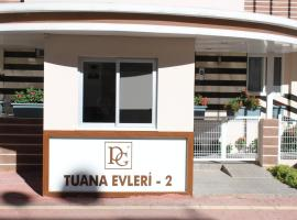 Tuana Apartment, Antalya