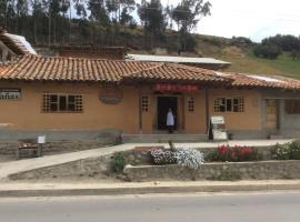 Hospedaje El Castillo, Ingapirca