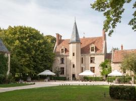 Château - Hôtel Le Sallay, Magny-Cours