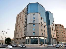 Mergab Tower, Al Jubail