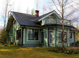 Lomakylä Tapiola, Lappajärvi