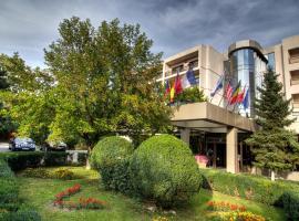 Hotel Dumbrava, Bacău