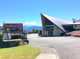 Fiordland Hotel, Te Anau