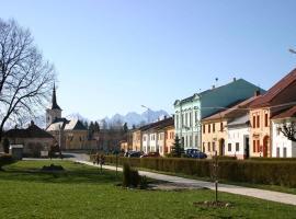 Guest House Andrišov Dom, Tvarožná