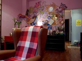 Open Hostel Panamas, Moszkva