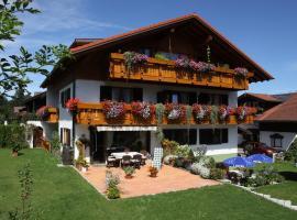 Gästehaus Schmid, Obermaiselstein