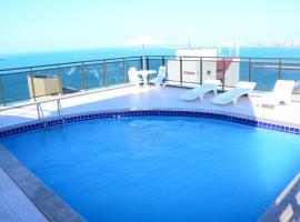 Atlantic Ocean 1502, Fortaleza