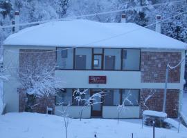 Mpistola Guesthouse, Vlakhokeraséa