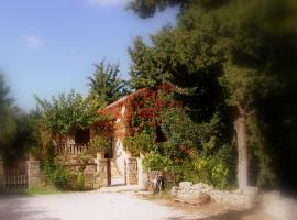 Manoli's House, Douliana