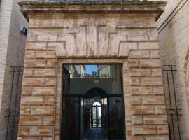 Asilo Ricci, Macerata