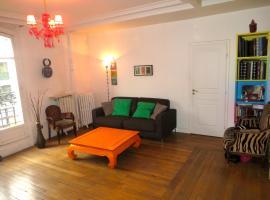 Apartment Le Charme De Paris, Paris