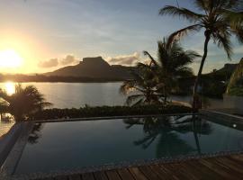 Lovely Oceanfront Villa 7, Jan Thiel