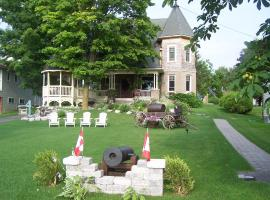 Creighton Manor Inn Bed & Breakfast, Orillia