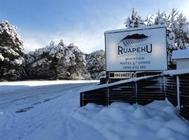 Ruapehu Mountain Motel & Lodge, Ohakune
