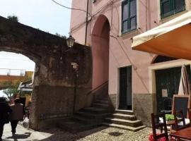 Ricky Rooms, Monterosso al Mare