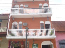 Hotel Posada De La Jungla, Flores